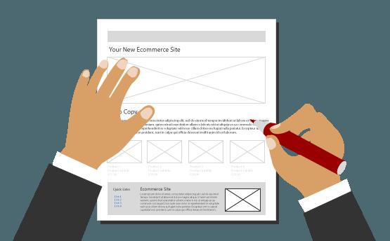 Méthodologie ecommerce éprouvée et de haute qualité pour la mise en œuvre d'un site Web