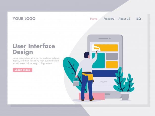 design-ux-conception-interface-utilisateur-pour-page-destination